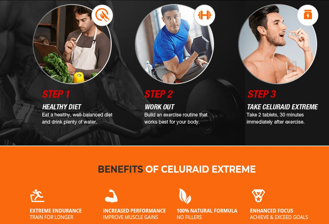 Celluraid Extreme work