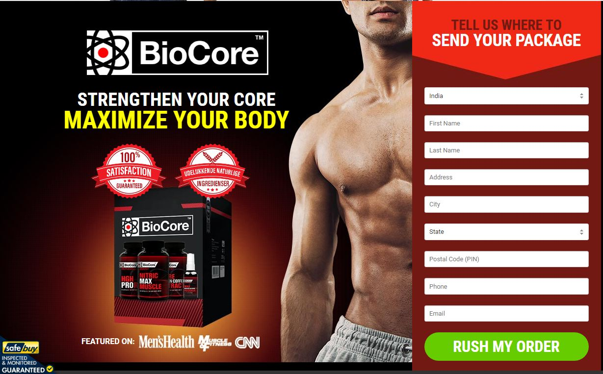 BioCore Boost Muscle